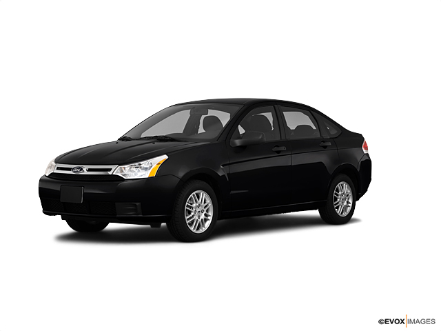 2010 Ford Focus Vehicle Photo in Joliet, IL 60435