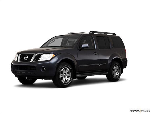 2010 Nissan Pathfinder Vehicle Photo in Mission, TX 78572