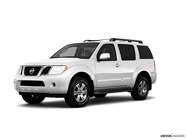 2010 Nissan Pathfinder Vehicle Photo in Tallahassee, FL 32304