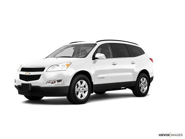 2010 Chevrolet Traverse Vehicle Photo in West Harrison, IN 47060