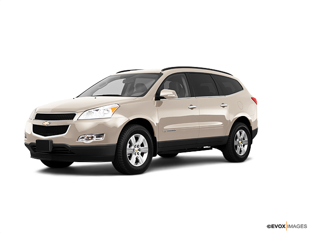 2010 Chevrolet Traverse Vehicle Photo in Medina, OH 44256