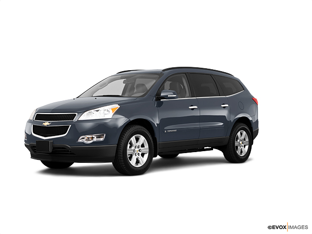 2010 Chevrolet Traverse Vehicle Photo in Menomonie, WI 54751