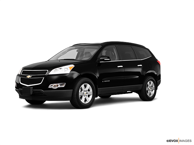 2010 Chevrolet Traverse Vehicle Photo in Warrensville Heights, OH 44128