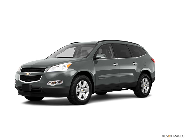 2010 Chevrolet Traverse Vehicle Photo in Tallahassee, FL 32304