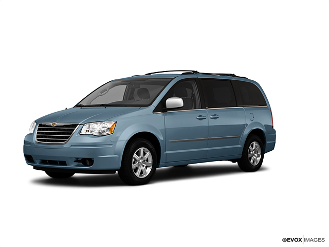 2010 Chrysler Town & Country Vehicle Photo in Neenah, WI 54956