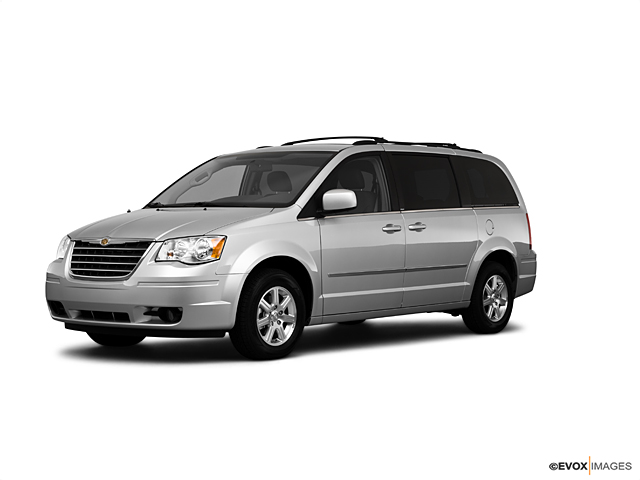 2010 Chrysler Town & Country Vehicle Photo in Bend, OR 97701