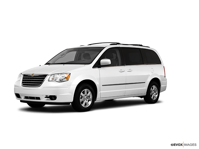 2010 Chrysler Town & Country Vehicle Photo in Rockford, IL 61107