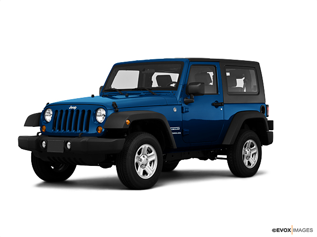 2010 Jeep Wrangler Vehicle Photo in Doylestown, PA 18902