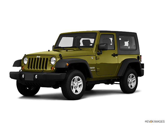 Rescue Green Metallic Jeep Wrangler In Wilmington Pennsville And