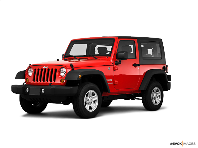 2010 Jeep Wrangler Vehicle Photo in Casper, WY 82609