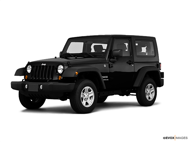 2010 Jeep Wrangler Vehicle Photo in Akron, OH 44320