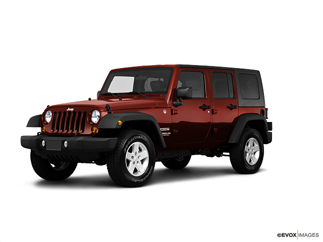 2010 Jeep Wrangler Unlimited Vehicle Photo in Austin, TX 78759