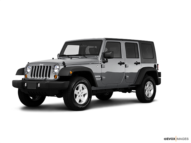 2010 Jeep Wrangler Unlimited Vehicle Photo in Mission, TX 78572