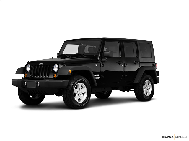 2010 Jeep Wrangler Unlimited Vehicle Photo in Vermilion, OH 44089