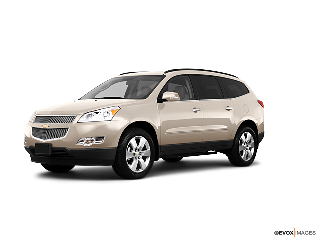 2010 Chevrolet Traverse Vehicle Photo in Madison, WI 53713