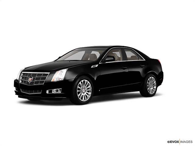 2010 Cadillac CTS Vehicle Photo in Trevose, PA 19053