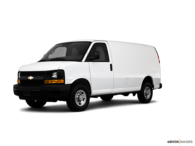 2010 Chevrolet Express Cargo Van Vehicle Photo in Menomonie, WI 54751