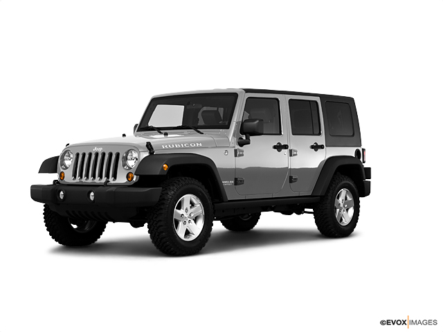 2010 Jeep Wrangler Unlimited Vehicle Photo in Vincennes, IN 47591