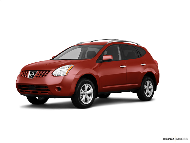 2010 Nissan Rogue Vehicle Photo in Sioux City, IA 51101