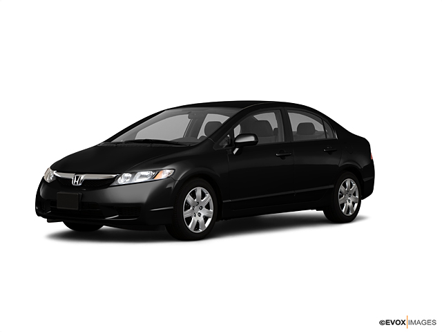 2010 Honda Civic Sedan Vehicle Photo in Owensboro, KY 42303
