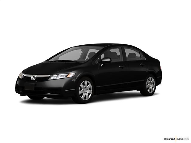 2010 Honda Civic Sedan Vehicle Photo in Owensboro, KY 42303