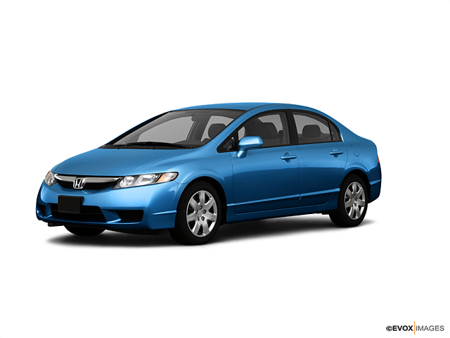 2010 Honda Civic Sedan Vehicle Photo in Killeen, TX 76541