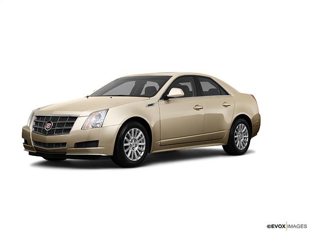 2010 Cadillac CTS Vehicle Photo in Northbrook, IL 60062