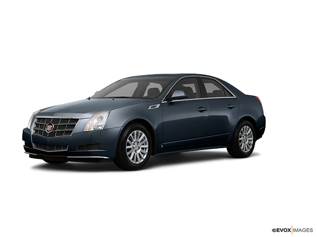 2010 Cadillac CTS Vehicle Photo in Medina, OH 44256