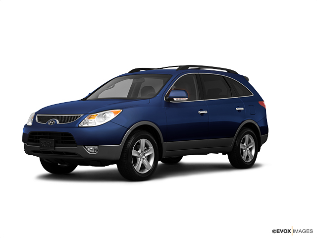 2010 Hyundai Veracruz Vehicle Photo in Melbourne, FL 32901