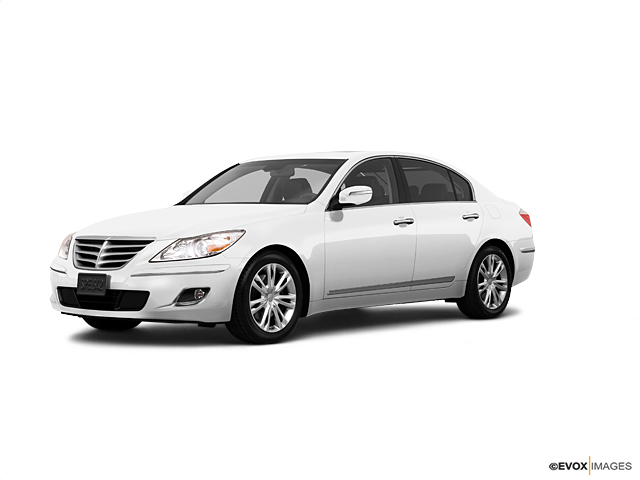 2010 Hyundai Genesis Vehicle Photo in Colorado Springs, CO 80920