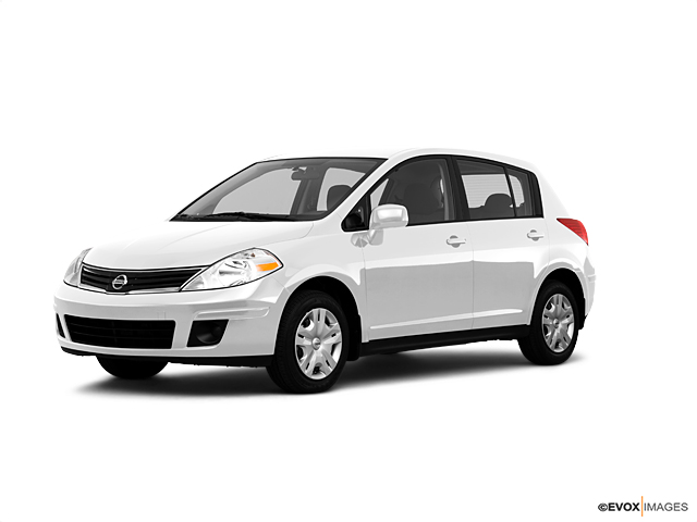 2010 Nissan Versa Vehicle Photo in Apex, NC 27523