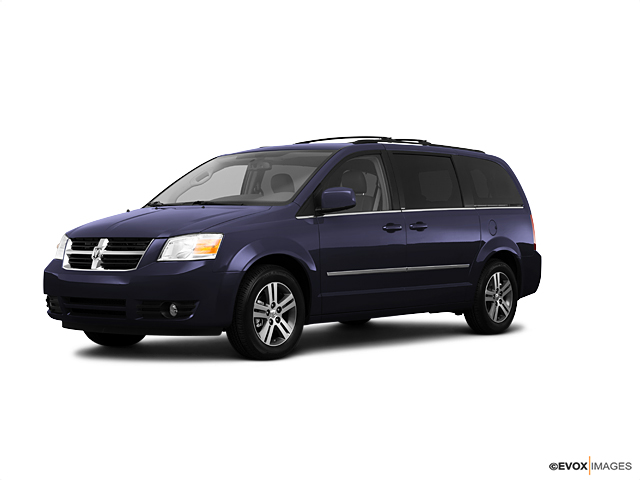 2010 Dodge Grand Caravan Vehicle Photo in Twin Falls, ID 83301