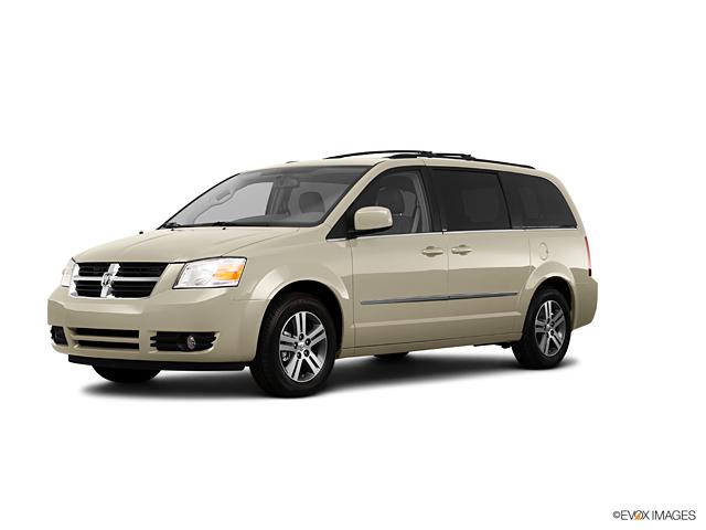 2010 Dodge Grand Caravan Vehicle Photo in Queensbury, NY 12804