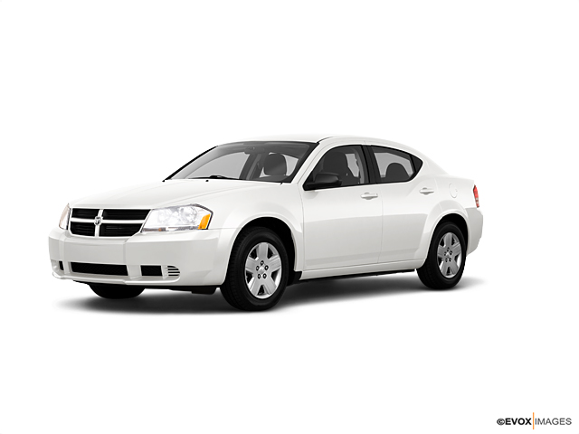 2010 Dodge Avenger Vehicle Photo in Charleston, SC 29407