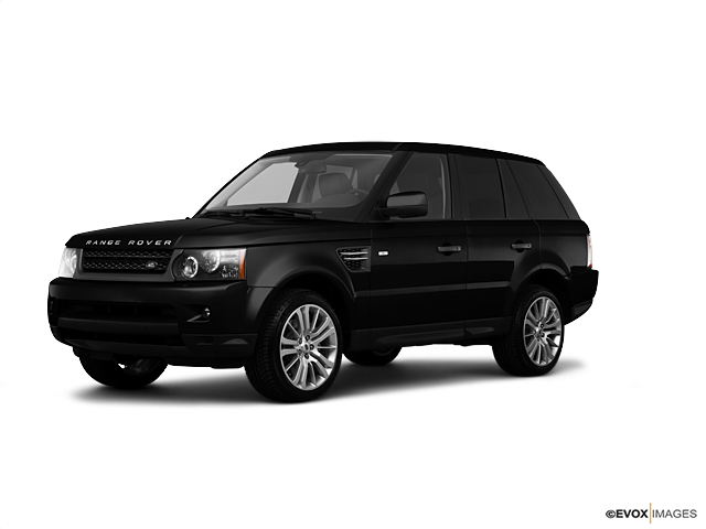 2010 Land Rover Range Rover Sport Vehicle Photo in Charlotte, NC 28227