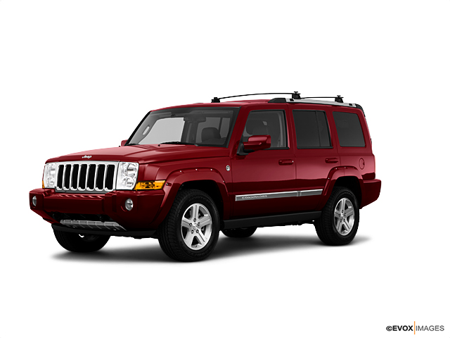 2010 Jeep Commander Vehicle Photo in Greeley, CO 80634