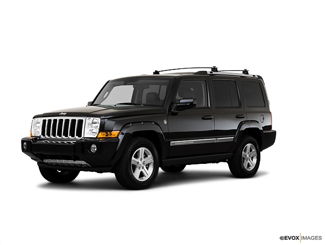 2010 Jeep Commander Vehicle Photo in Trevose, PA 19053