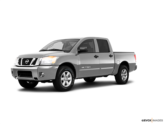 2010 Nissan Titan Vehicle Photo in Helena, MT 59601
