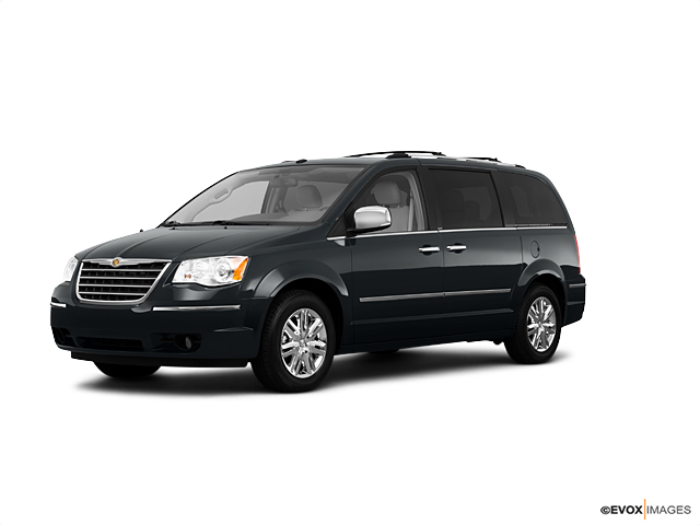 2010 Chrysler Town & Country Vehicle Photo in Trevose, PA 19053