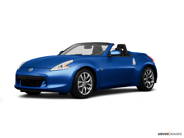 2010 Nissan 370z 2dr Roadster Manual Touring Dade City Used Nissan