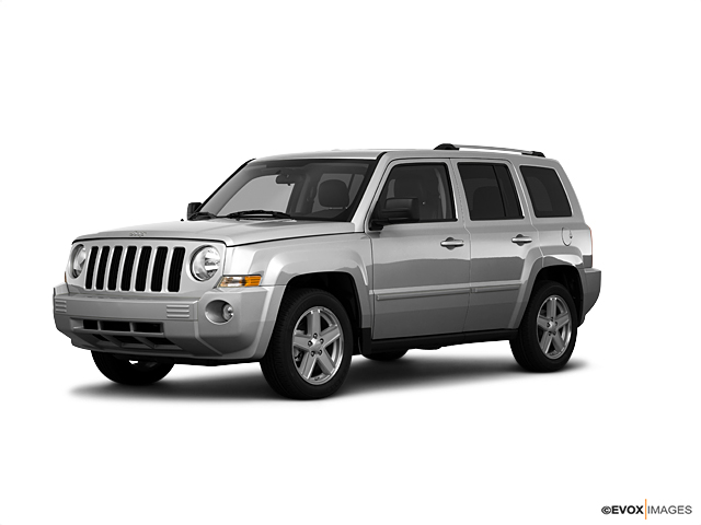 2010 Jeep Patriot Vehicle Photo in Boston, NY 14025