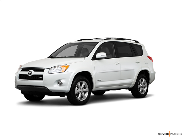 2010 Toyota RAV4 Vehicle Photo in Greensboro, NC 27405