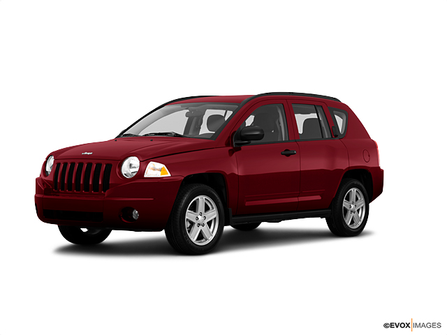 2010 Jeep Compass Vehicle Photo in Akron, OH 44320