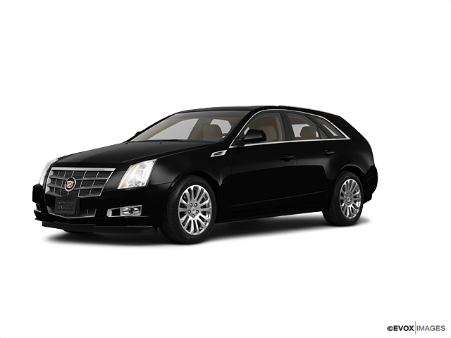 2010 Cadillac CTS Wagon Vehicle Photo in Fishers, IN 46038