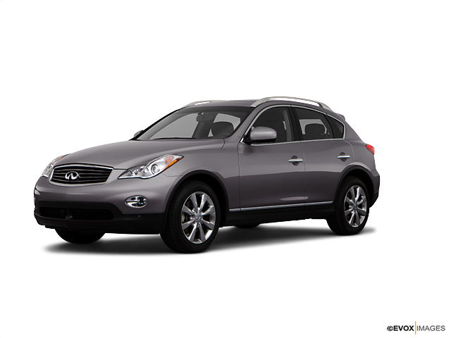 2010 INFINITI EX35 Vehicle Photo in Beaufort, SC 29906