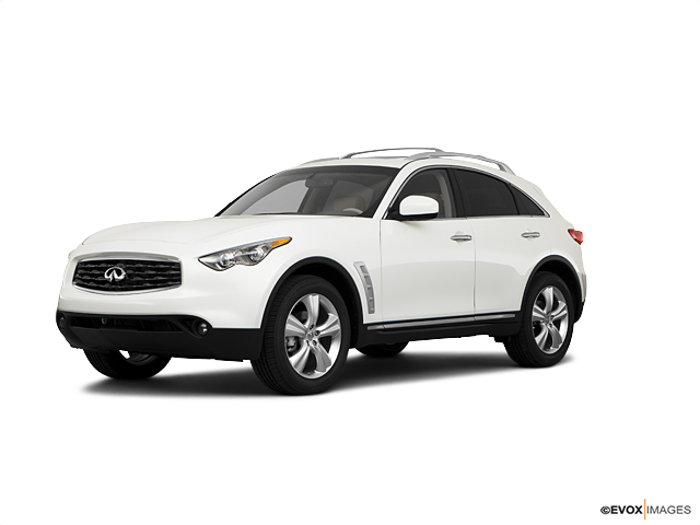 2010 INFINITI FX35 Vehicle Photo in Kernersville, NC 27284
