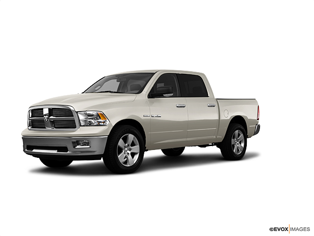 2010 Dodge Ram 1500 Vehicle Photo in San Angelo, TX 76903