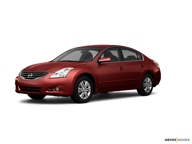 2010 Nissan Altima Vehicle Photo in Enid, OK 73703