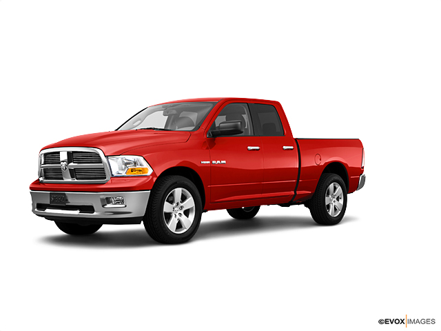 2010 Dodge Ram 1500 Vehicle Photo in Akron, OH 44312