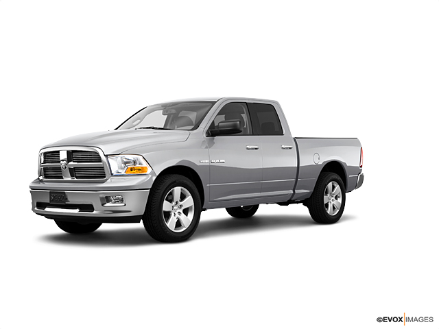 2010 Dodge Ram 1500 Vehicle Photo in Fort Worth, TX 76180